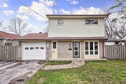 House for sale at 334 Tampa Dr Georgina Ontario - MLS: N4512749