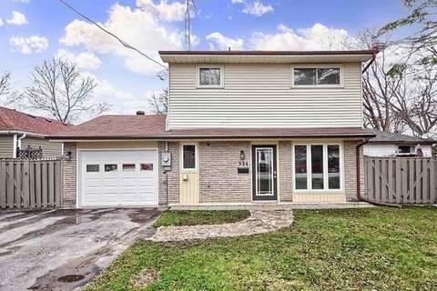 House for sale at 334 Tampa Dr Georgina Ontario - MLS: N4512749