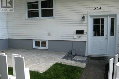 House for sale at 334 Tartan St Saint John New Brunswick - MLS: NB022196