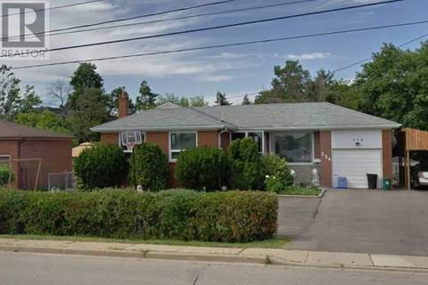 House for sale at 334 Third Line Oakville Ontario - MLS: W4452715