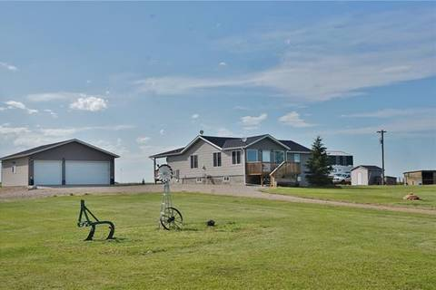 House for sale at 0   Unit 334022 Rural Kneehill County Alberta - MLS: C4262926