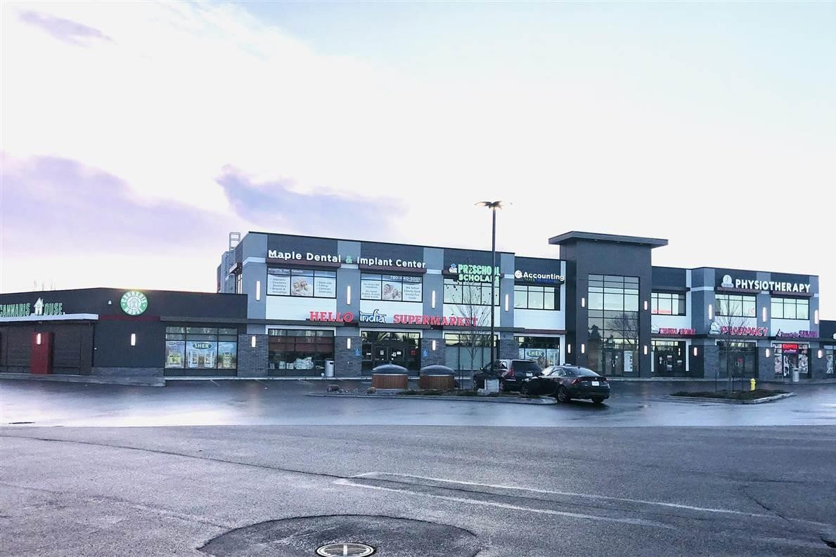 Commercial property for lease at 3341 34 St NW Edmonton Alberta - MLS: E4104758