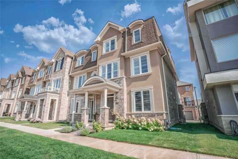 Townhouse for sale at 3341 Carding Mill Tr Oakville Ontario - MLS: W4931006