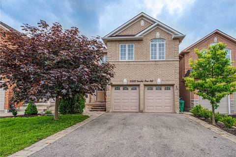 House for sale at 3342 Smoke Tree Rd Mississauga Ontario - MLS: W4494111