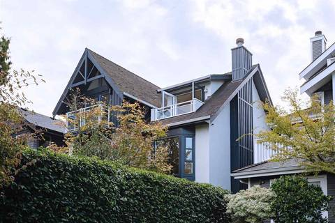 Townhouse for sale at 3342 1st Ave W Vancouver British Columbia - MLS: R2412327