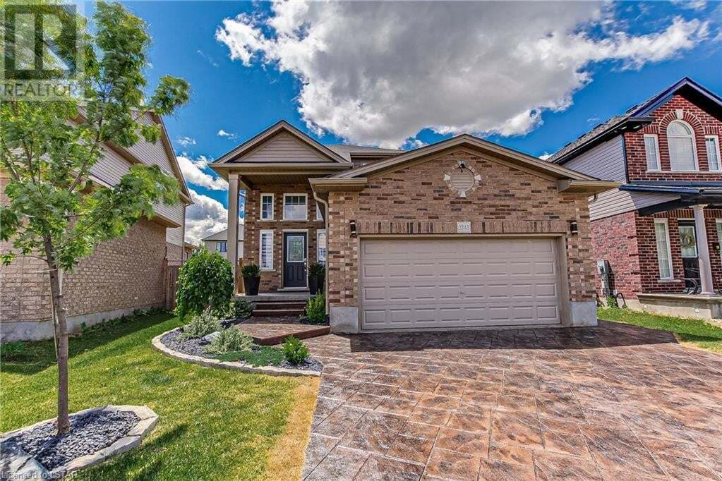 House for sale at 3343 Jinnies Wy London Ontario - MLS: 268345