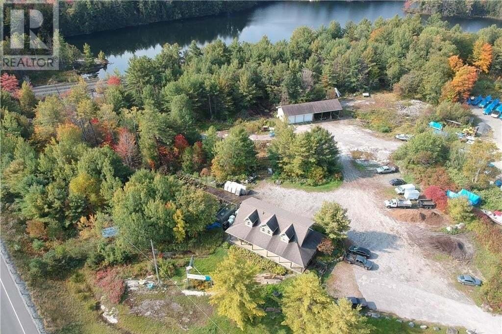 Residential property for sale at 3343 Muskoka Rd. 169 Rd Muskoka Lakes Ontario - MLS: 40019663