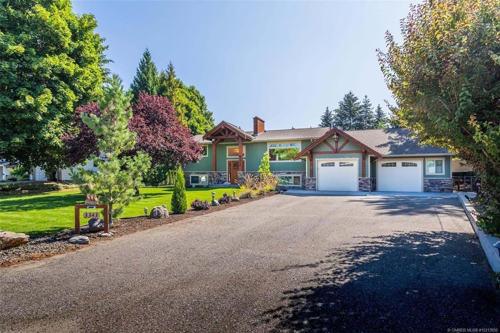 House for sale at 3343 Wildwood Rd Kelowna British Columbia - MLS: 10213050