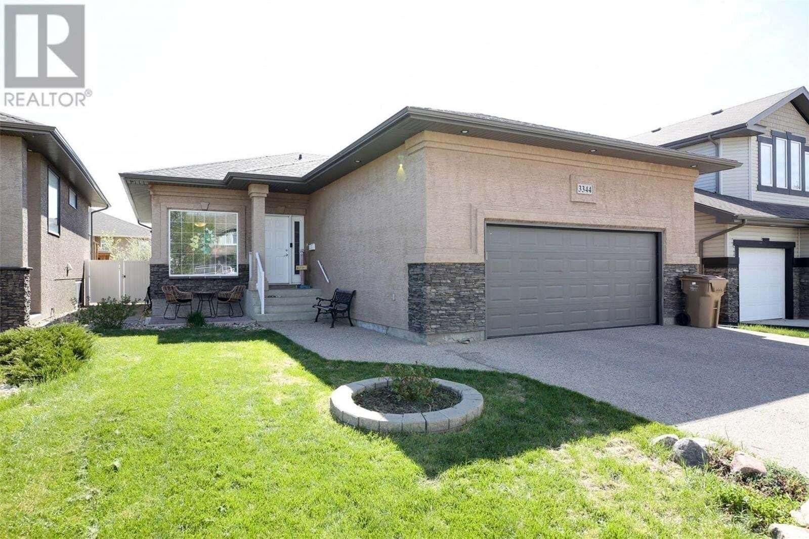 House for sale at 3344 Green Bank Rd Regina Saskatchewan - MLS: SK809731
