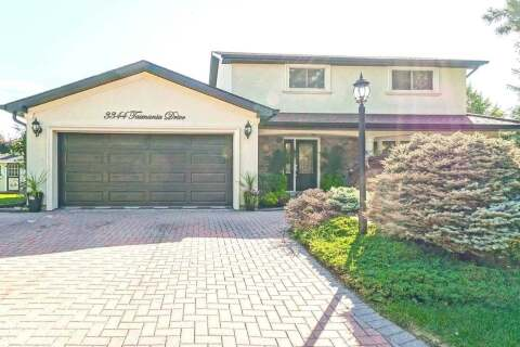 House for sale at 3344 Tasmania Dr Mississauga Ontario - MLS: W4869165