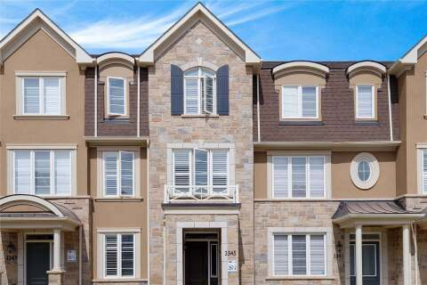 Townhouse for sale at 3345 Carding Mill Tr Oakville Ontario - MLS: W4769393