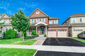 House for sale at 3345 Springflower Wy Oakville Ontario - MLS: O4633644