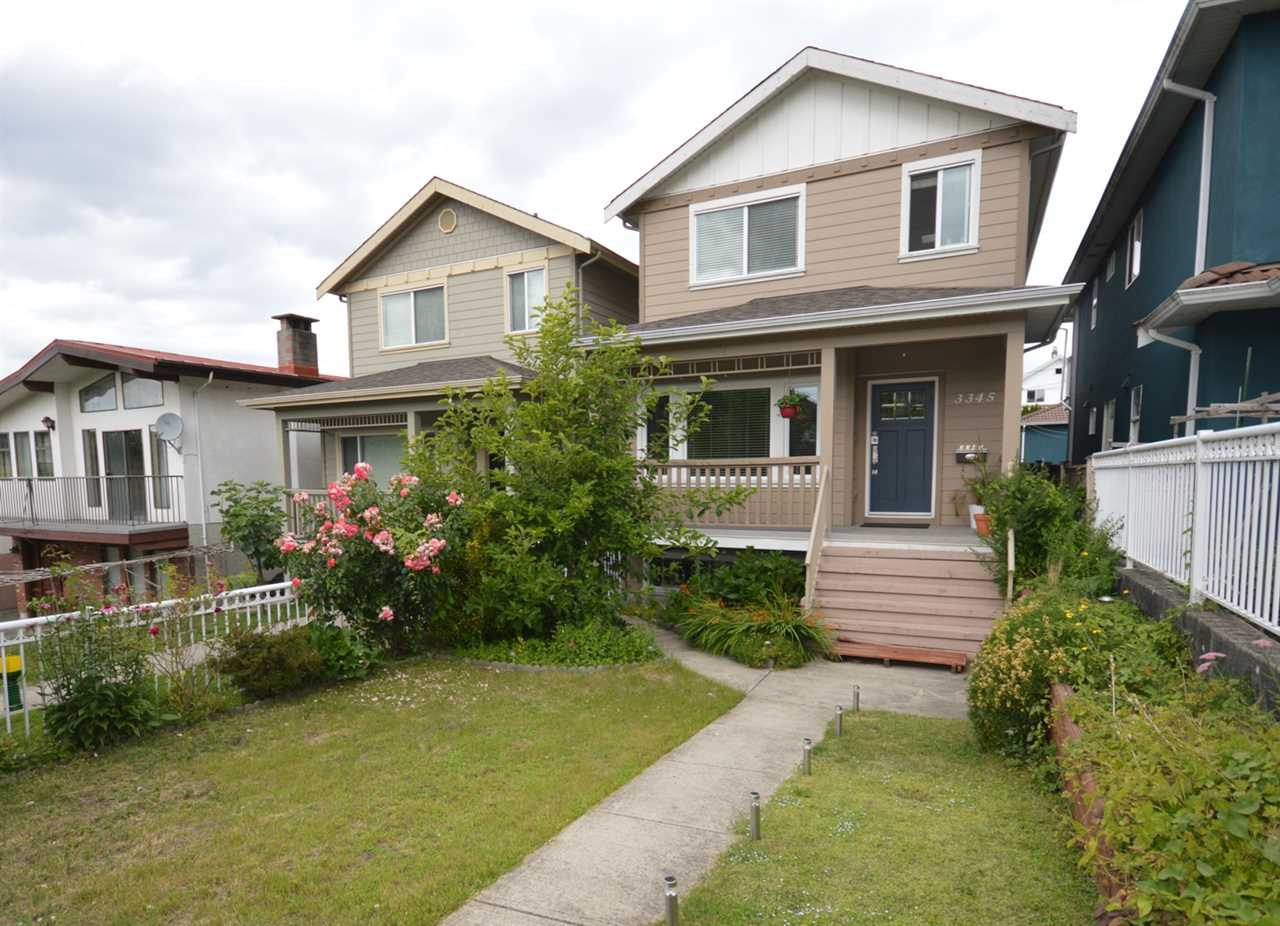 Sold: 3345 Turner Street, Vancouver, BC