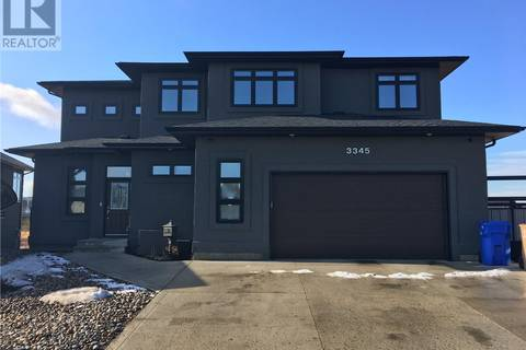 House for sale at 3345 Valley Green Wy Regina Saskatchewan - MLS: SK790537