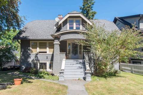 House for sale at 3345 11th Ave W Vancouver British Columbia - MLS: R2378707