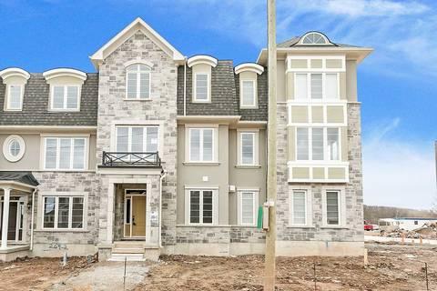 Townhouse for rent at 3348 Erasmum St Oakville Ontario - MLS: W4412505