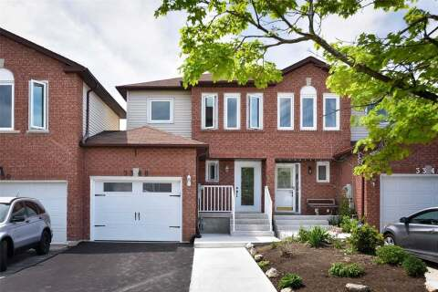 Townhouse for rent at 3348 Nighthawk Tr Mississauga Ontario - MLS: W4769163