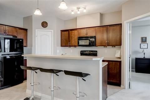 Condo for sale at 1 Crystal Green Ln Unit 335 Okotoks Alberta - MLS: C4278669