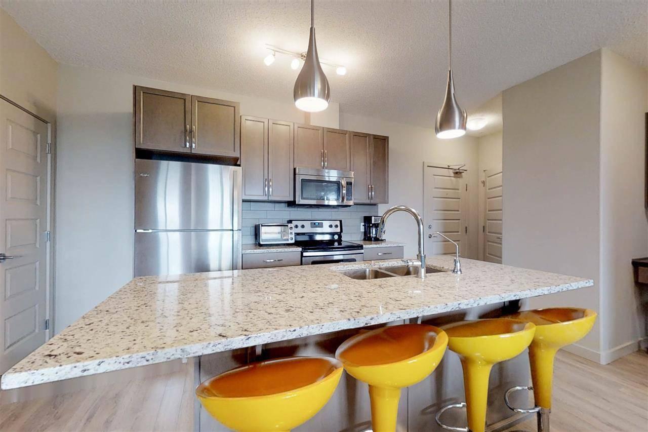 Condo for sale at 503 Albany Wy Nw Unit 335 Edmonton Alberta - MLS: E4168534
