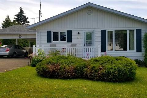 House for sale at 335 Allain St Grand-sault New Brunswick - MLS: NB027943