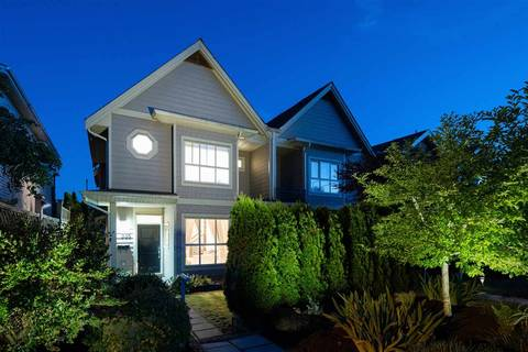Townhouse for sale at 335 11th St E North Vancouver British Columbia - MLS: R2394974