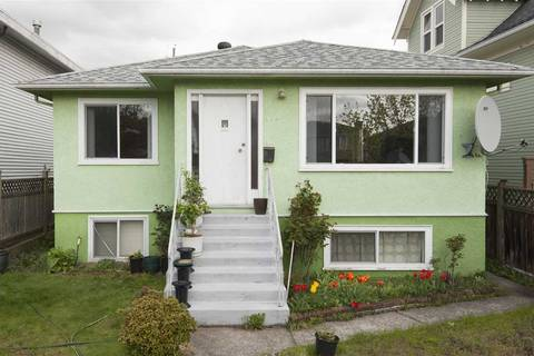 House for sale at 335 58th Ave E Vancouver British Columbia - MLS: R2361197