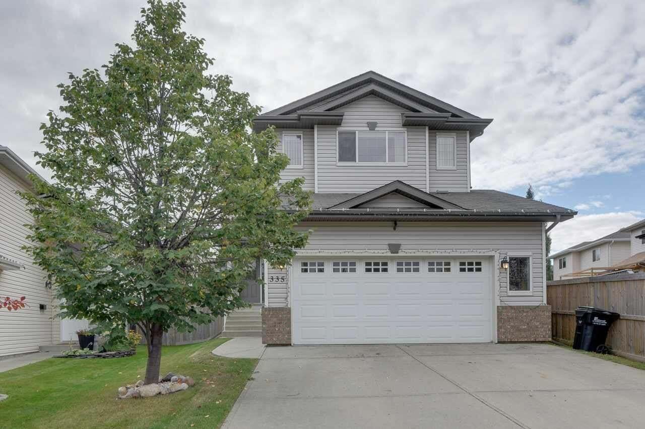 House for sale at 335 Foxboro Dr Sherwood Park Alberta - MLS: E4215408