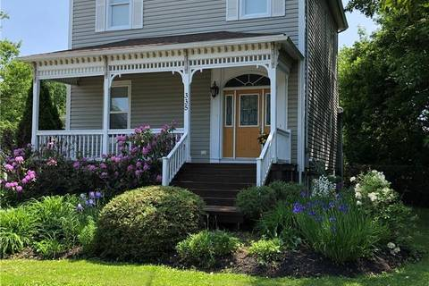 House for sale at 335 Main St Sussex New Brunswick - MLS: NB011408