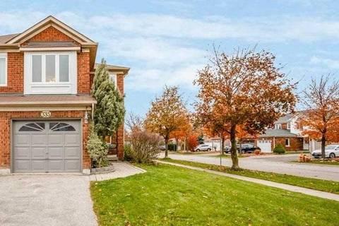 Townhouse for sale at 335 Pinnacle Tr Aurora Ontario - MLS: N4629458