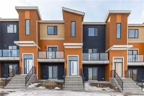Townhouse for sale at 335 Sage Hill Circ Northwest Calgary Alberta - MLS: C4289662