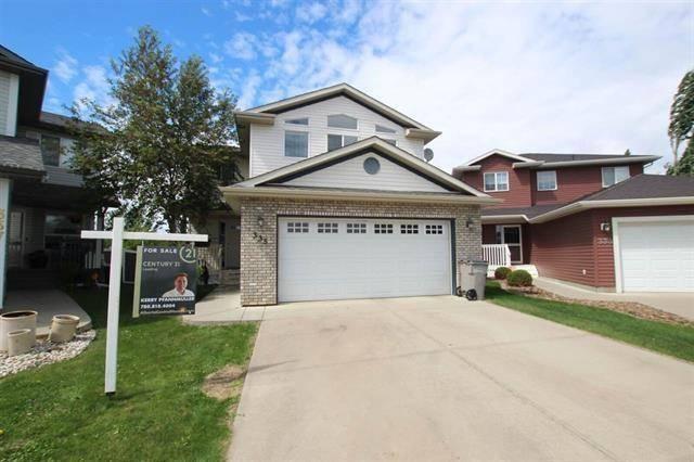 House for sale at 335 Westerra Blvd Stony Plain Alberta - MLS: E4183993