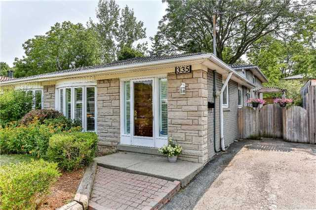 For Sale: 335 Woodsworth Road, Toronto, ON | 3 Bed, 2 Bath Townhouse for $998,800. See 14 photos!
