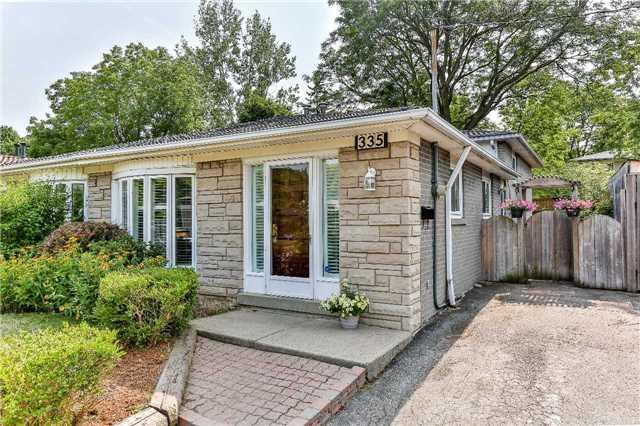 Sold: 335 Woodsworth Road, Toronto, ON