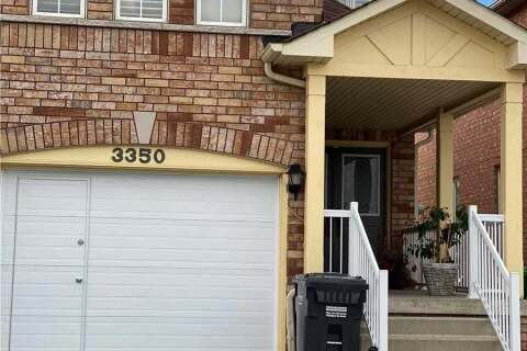 Townhouse for rent at 3350 Crimson King Circ Mississauga Ontario - MLS: W4898579
