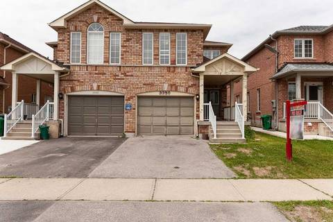 Townhouse for sale at 3350 Crimson King Circ Mississauga Ontario - MLS: W4487973
