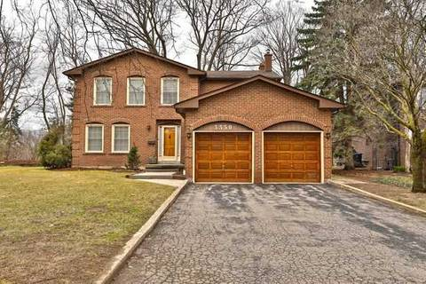 House for sale at 3350 Tudor Gt Mississauga Ontario - MLS: W4413813