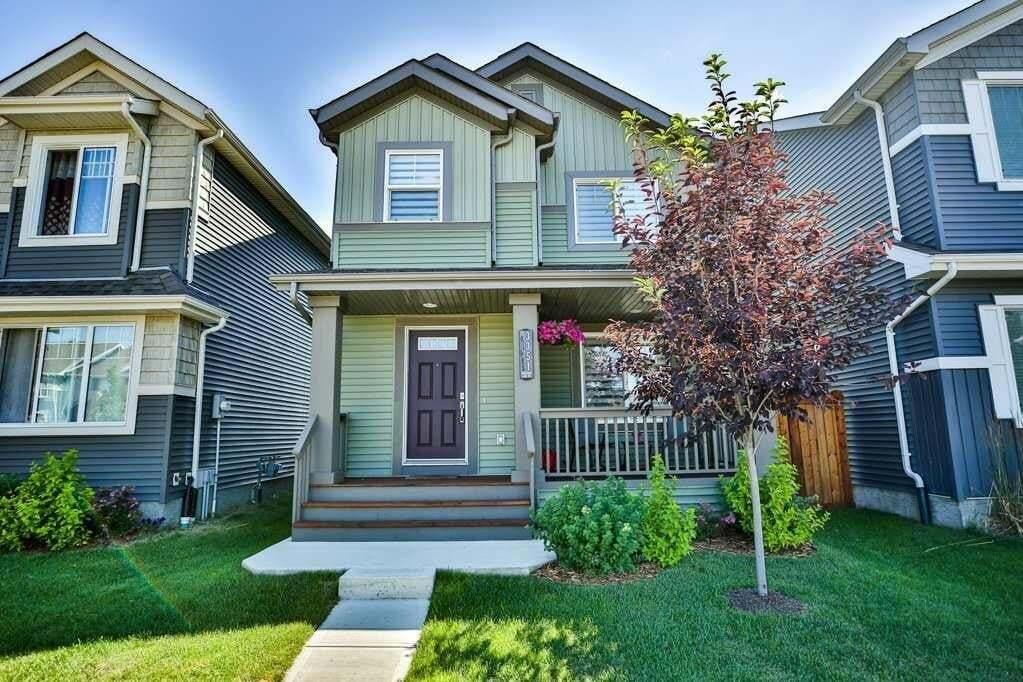 House for sale at 3351 Orchards Li SW Edmonton Alberta - MLS: E4209534