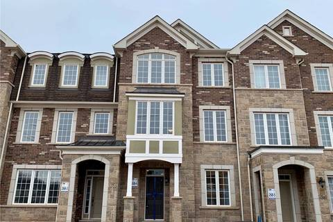 Townhouse for rent at 3353 Carding Mill Tr Oakville Ontario - MLS: W4441994