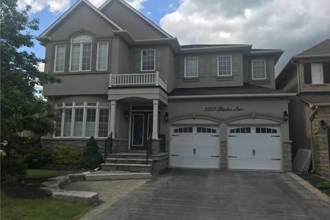 House for rent at 3353 Skipton Ln Oakville Ontario - MLS: W4495089