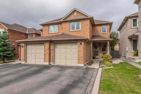 Townhouse for sale at 3353 Wild Cherry Ln Mississauga Ontario - MLS: W4940527