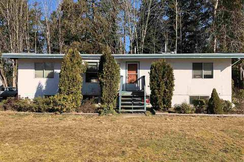 House for sale at 33533 Dewdney Trunk Rd Mission British Columbia - MLS: R2349710