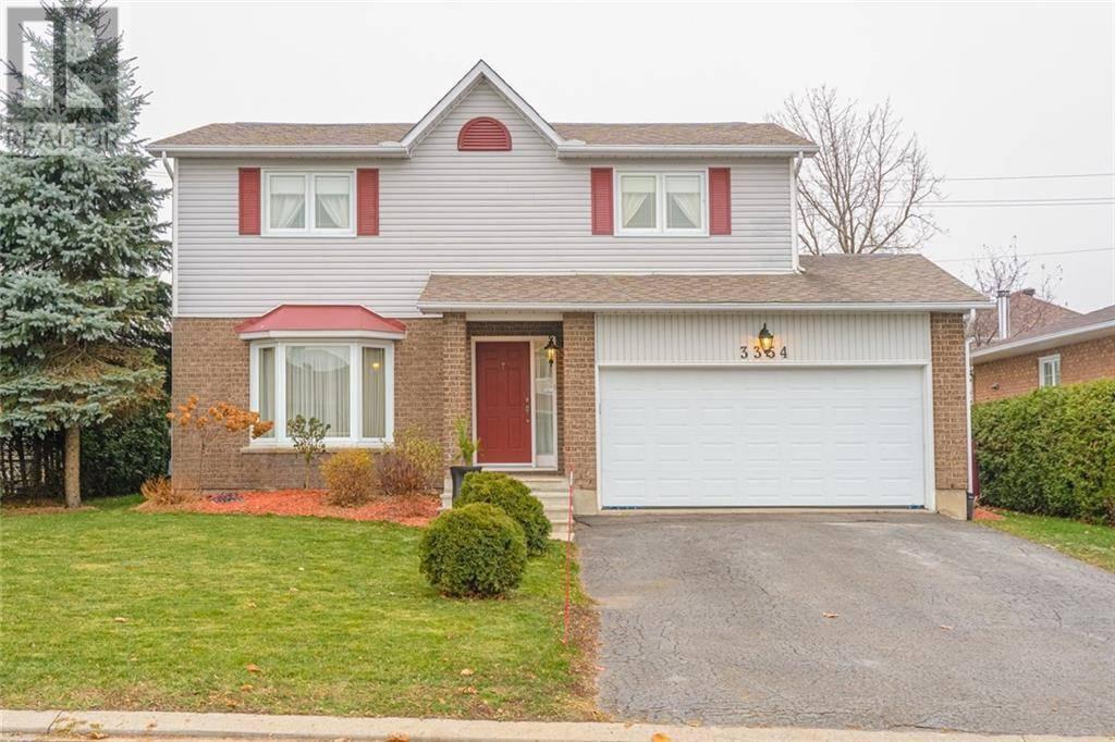 House for sale at 3354 Descotes Circ Rockland Ontario - MLS: 1175163