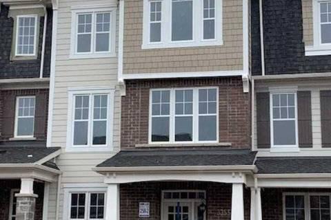 Townhouse for sale at 3355 Vardon Wy Oakville Ontario - MLS: W4422764