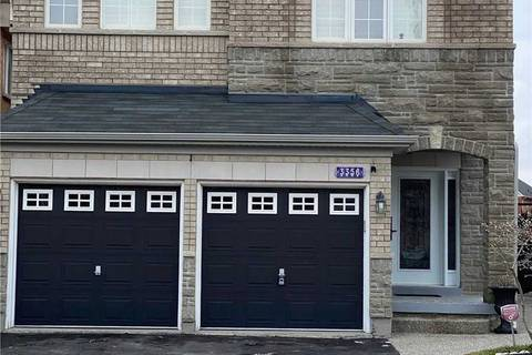 House for rent at 3356 Chief Mbulu Wy Mississauga Ontario - MLS: W4668664