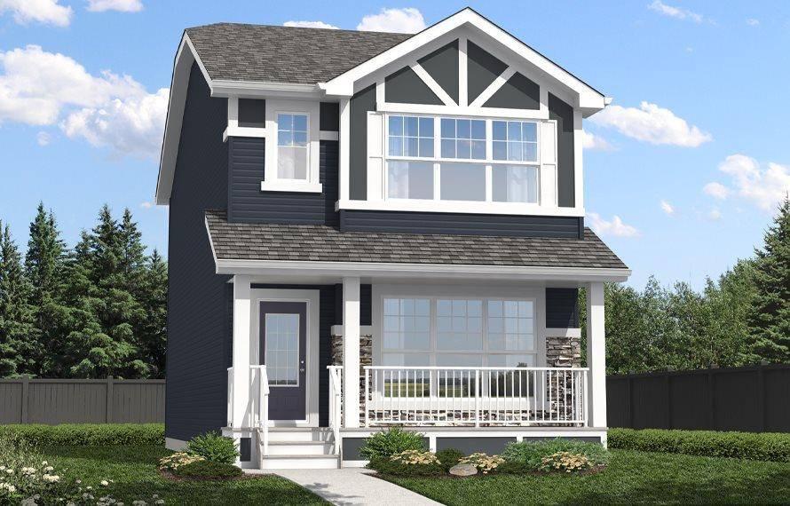 House for sale at 3357 Orchards Li Sw Edmonton Alberta - MLS: E4192271