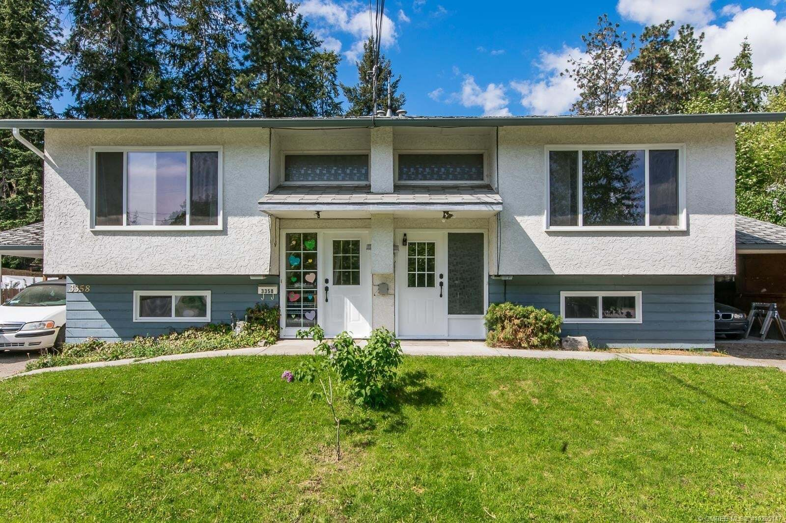 Townhouse for sale at 3358 Mcmillan Rd West Kelowna British Columbia - MLS: 10205147