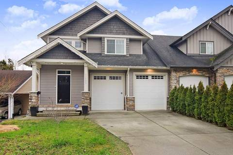 Townhouse for sale at 33592 2nd Ave Mission British Columbia - MLS: R2425252