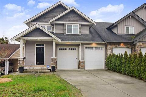 Townhouse for sale at 33592 2nd Ave Mission British Columbia - MLS: R2431851
