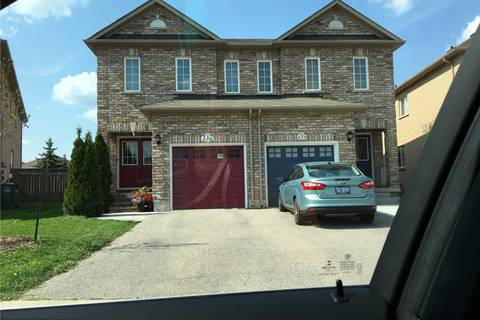Townhouse for sale at 336 Albright Rd Brampton Ontario - MLS: W4380094