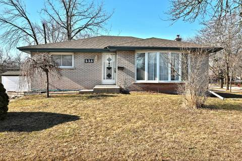 House for rent at 336 Appleby Line Burlington Ontario - MLS: W4721254